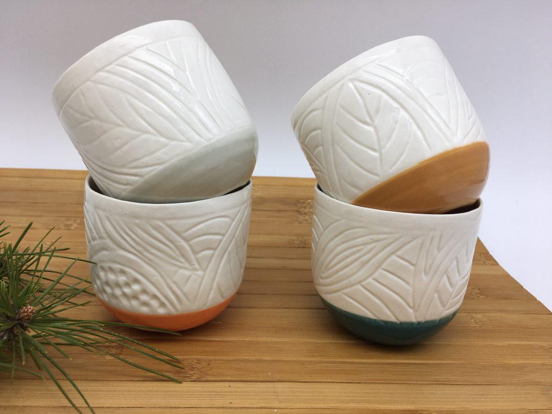 tasses céramique carole cadet