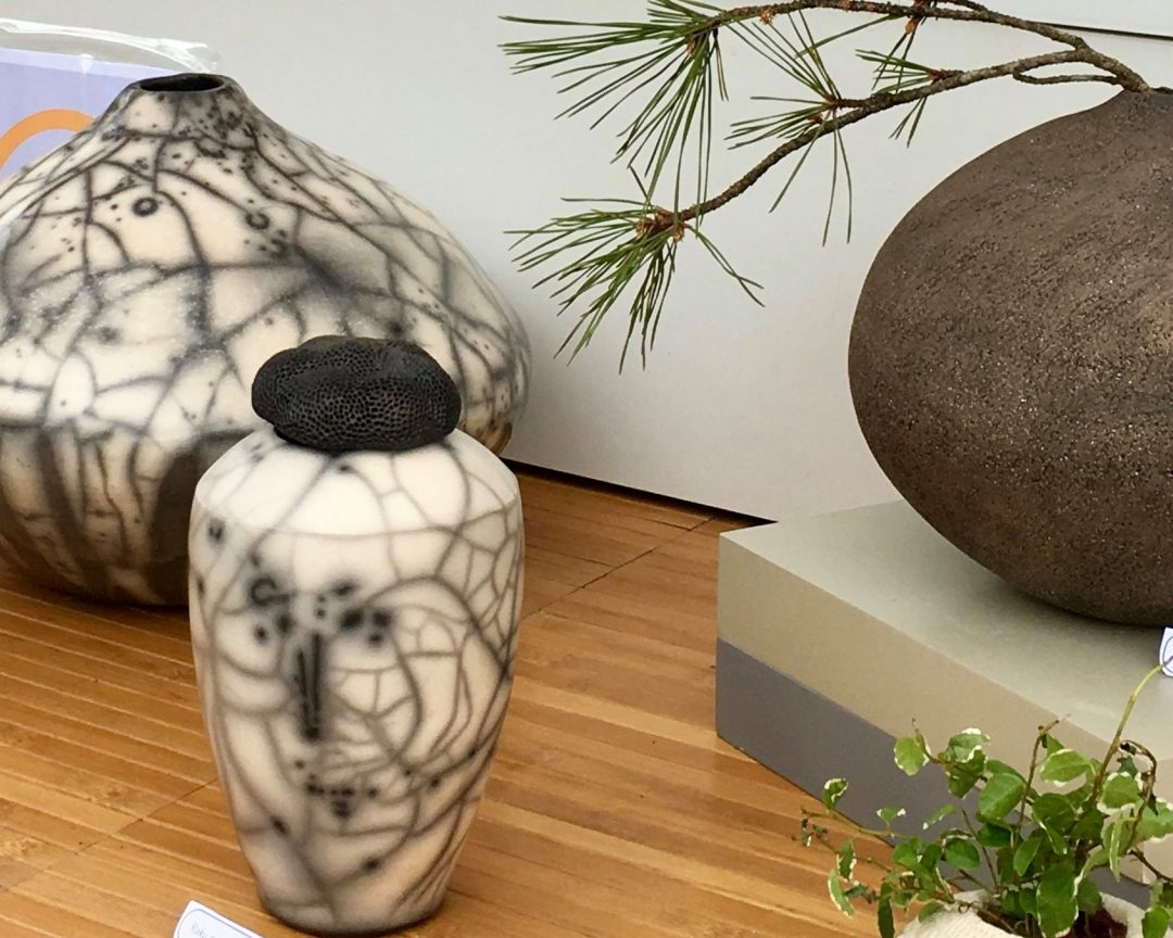 objets décoratif carole cadet caolin